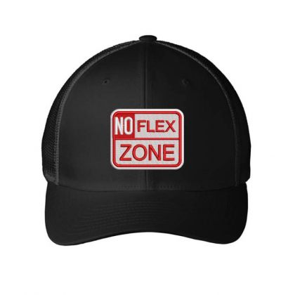 No Flex Embroidered Hat Embroidered Mesh Cap Designed By Madhatter