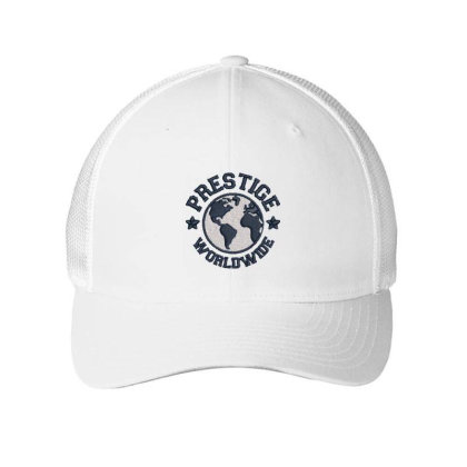 Prestige Embroidered Hat Embroidered Mesh Cap Designed By Madhatter