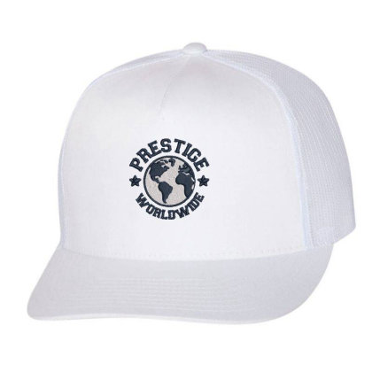 Prestige Embroidered Hat Trucker Cap Designed By Madhatter