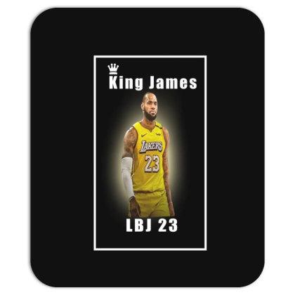 Lebron James King James Basketball Legend Lakers Mousepad