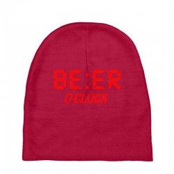 Beer O'clock Baby Beanies | Artistshot