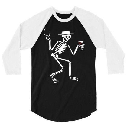 Social Distortion Fan 3/4 Sleeve Shirt Designed By Ronandi