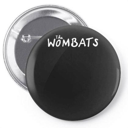 The Wombats Pin-back Button Designed By Ronandi