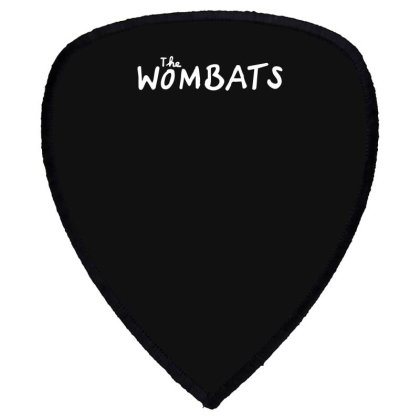 The Wombats Shield S Patch Designed By Ronandi