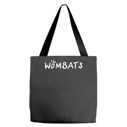 The Wombats Tote Bags Designed By Ronandi