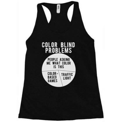 Color Blind Problems People Asking Me What Color Is This Racerback Tank Designed By Joo Joo Designs