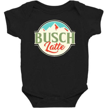 Vintage Busch Light Busch Latte Baby Bodysuit Designed By Joo Joo Designs