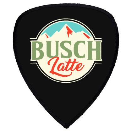 Vintage Busch Light Busch Latte Shield S Patch Designed By Joo Joo Designs