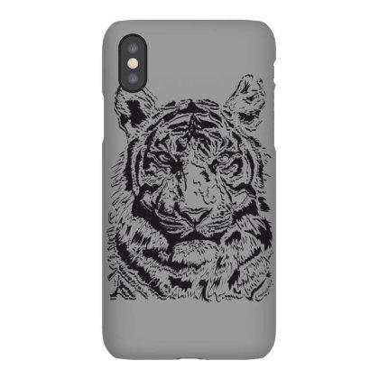 Tiger Iphonex Case Designed By Estore