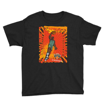 Basketball Sport Youth Tee Designed By Estore