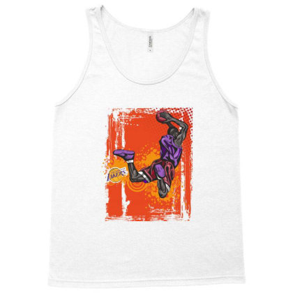 Basketball Sport Tank Top Designed By Estore