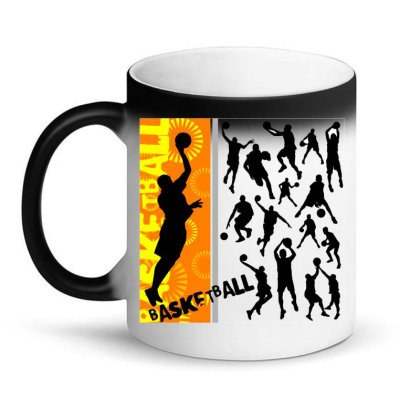 Basketball Sport Magic Mug Designed By Estore