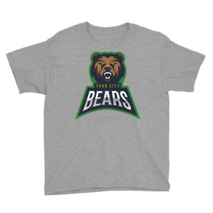 Bear Youth Tee Designed By Estore