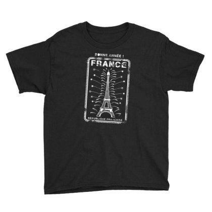 France Youth Tee Designed By Estore