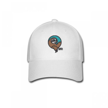 Sloth Embroidered Hat Baseball Cap Designed By Madhatter