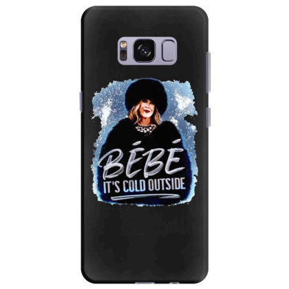 Moira Rose   Bebe It's Cold Outside Samsung Galaxy S8 Plus Case Designed By Garden Store