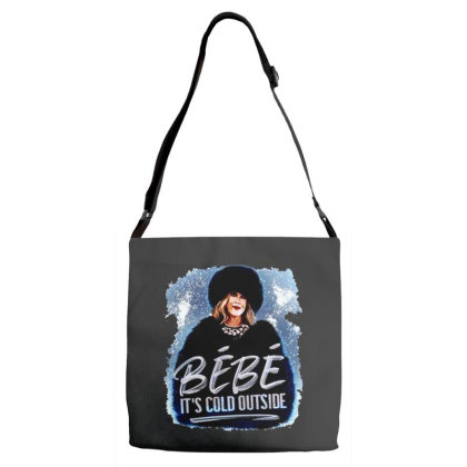 Moira Rose   Bebe It's Cold Outside Adjustable Strap Totes Designed By Garden Store