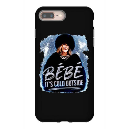 Moira Rose   Bebe It's Cold Outside Iphone 8 Plus Case Designed By Garden Store