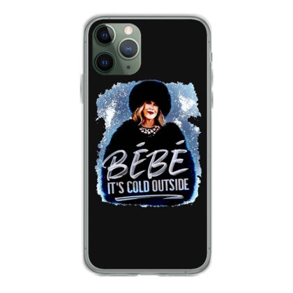 Moira Rose   Bebe It's Cold Outside Iphone 11 Pro Case Designed By Garden Store