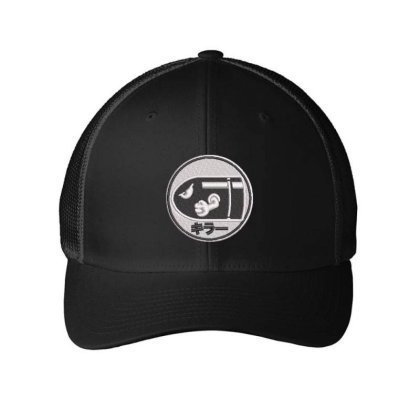Bullets Embroidered Hat Embroidered Mesh Cap Designed By Madhatter