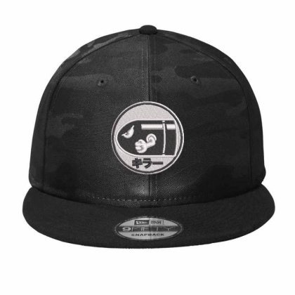 Bullets Embroidered Hat Camo Snapback Designed By Madhatter