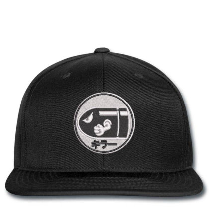 Bullets Embroidered Hat Snapback Designed By Madhatter