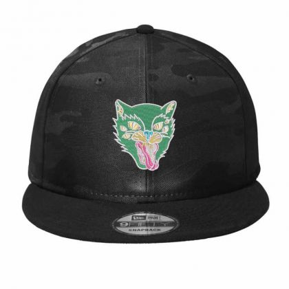 Fox Camo Snapback Designed By Madhatter