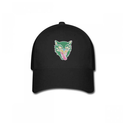 Fox Embroidered Hat Baseball Cap Designed By Madhatter