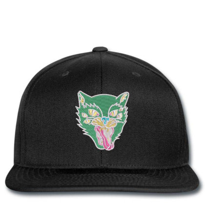 Fox Embroidered Hat Snapback Designed By Madhatter