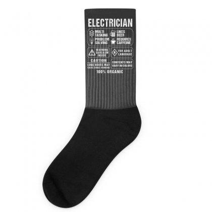 Electrician Socks Designed By Tshiart