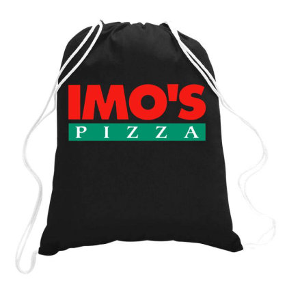 Imo's Pizza 2020 Drawstring Bags Designed By Sephia