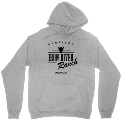 Iron River Ranch Unisex Hoodie Designed By Planetshirts