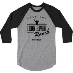 iron river ranch 3/4 Sleeve Shirt | Artistshot