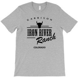 iron river ranch T-Shirt | Artistshot