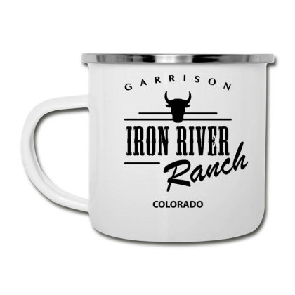 Iron River Ranch Camper Cup Designed By Planetshirts