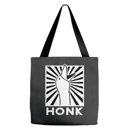 Honk   Bw Art Tote Bags Designed By Just4you