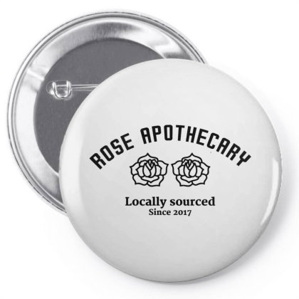 Rose Apothecary Pin-back Button Designed By Jetstar99