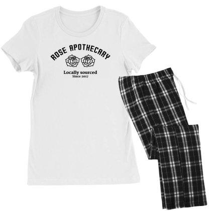 Rose Apothecary Women's Pajamas Set Designed By Jetstar99