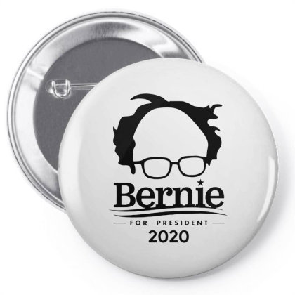 Sanders 2020 For President Pin-back Button Designed By Just4you