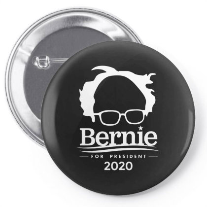 Sanders For President 2020 Pin-back Button Designed By Just4you