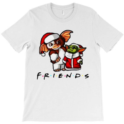 Santa Friends  2020 T-shirt Designed By Just4you