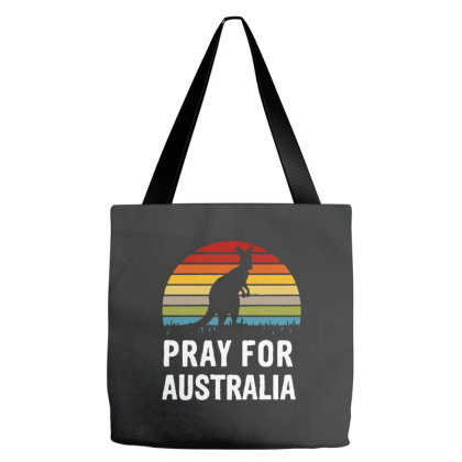 Vintage Save The Kangaroo Tote Bags Designed By Just4you