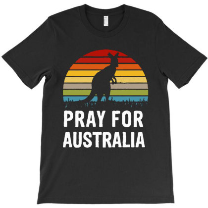 Vintage Save The Kangaroo T-shirt Designed By Just4you