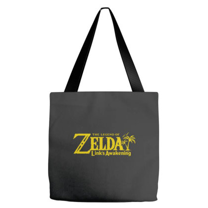 Zelda Link's Awakening Tote Bags Designed By Just4you