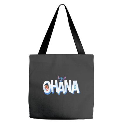 Awesome Ohana Tote Bags Designed By Just4you