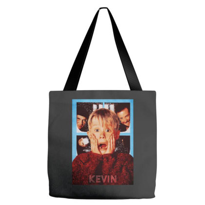 Funny Home Alone Tote Bags Designed By Just4you