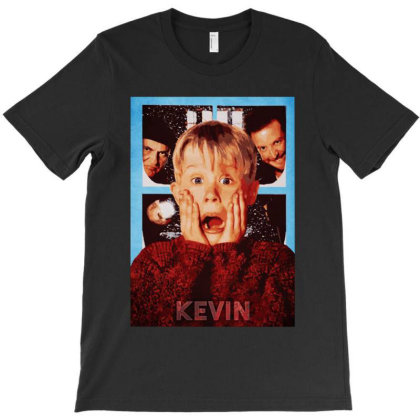 Funny Home Alone T-shirt Designed By Just4you