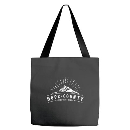 Hope County Tote Bags Designed By Just4you