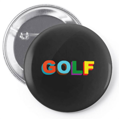 Hot Golf Pin-back Button Designed By Just4you