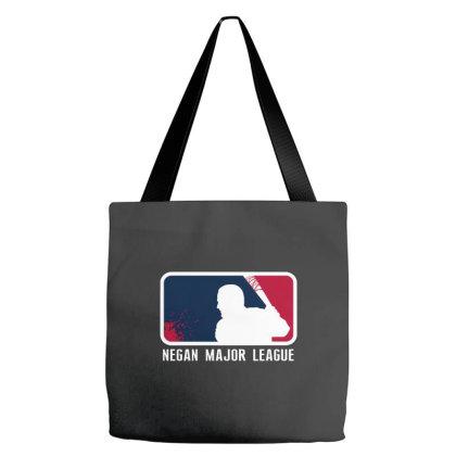 Negan Major  Meme Tote Bags Designed By Just4you